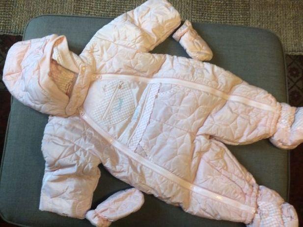 Kombinezon niemowlęcy zimowy mariquita 68 cm nowy