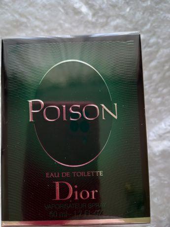 Dior poison 50 ml