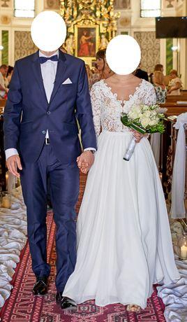 Suknia ślubna Pilar Charlotte 36