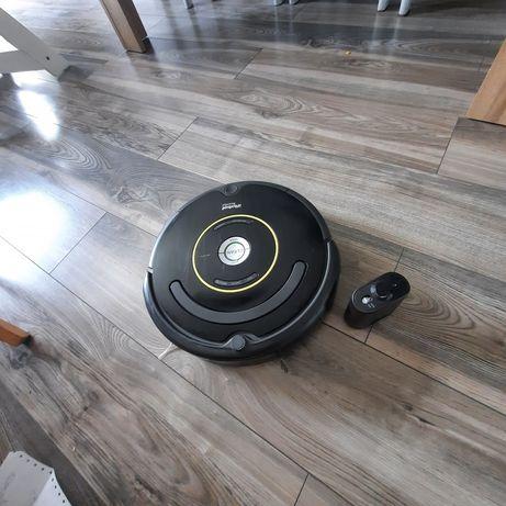 Roomba 650, ściana wirtualna