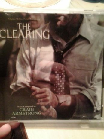 "CD soundtrack ""The Clearing (Score)"" Craig Armstrong"
