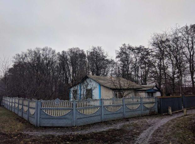 Будинок станція Космічна, Носівський р-н., Носівка.