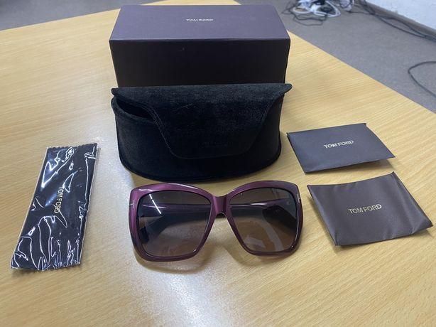Tom Ford Irina TF 390 Sunglasses ОРИГИНАЛ солнцезащитные очки Purple