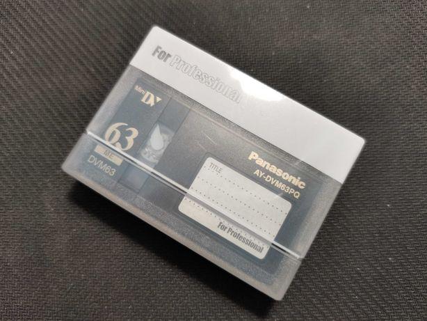 Кассета Mini DV Panasonic, 63 min
