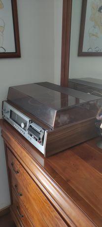Gira discos Sony vintage
