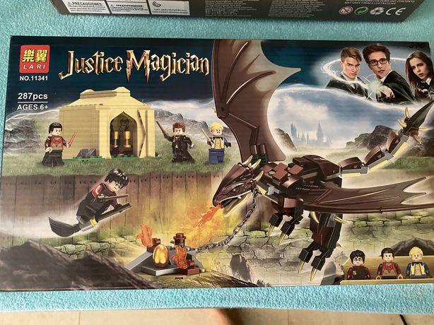 Конструктор Justice Magician