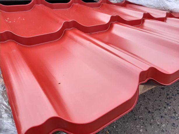 Blachodachówka modułowa - dach,pokrycia dachowe,wykończenie