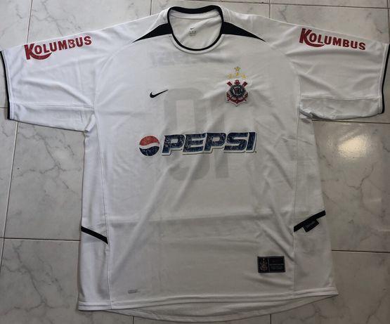 Camisa coleção Corinthias Nike 2003