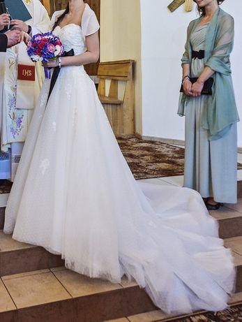 Suknia ślubna Verise Queenie XS/S