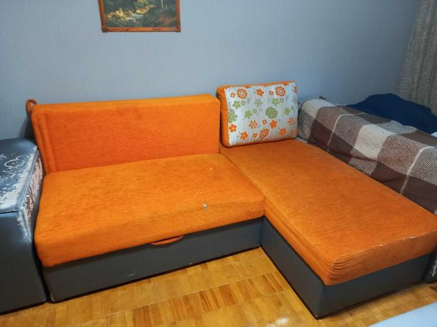 диван раскладной большой