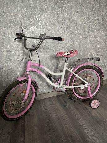 Детских двух колесный велосипед доя девочки,18 дюймов