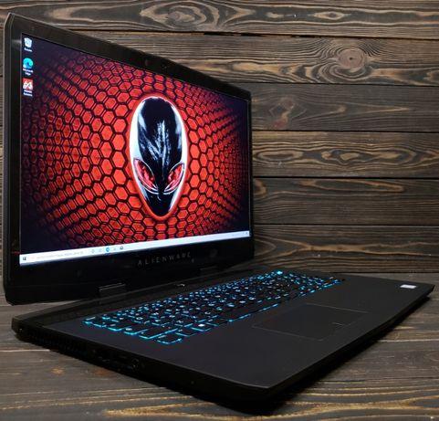 "ИГРОВОЙ! Ноутбук Dell Alienware M17 17.3"" i7/16/128+1TB/RTX2060, 6GB"