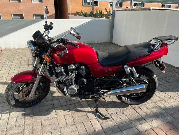 Honda CB750 Seven Fifty 2001 72CV