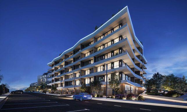 Старт продаж! Апартаменты у моря - 37,8 м2. Ограниченное предложение.