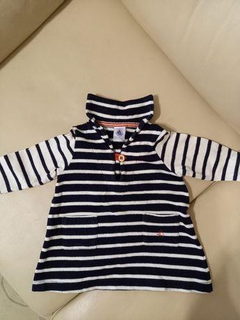 Платье - туника для девочки возраста 6-ти месяцев