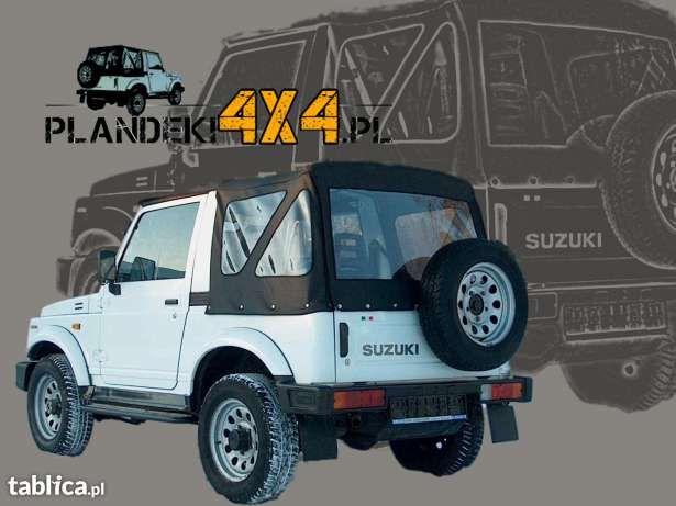 Plandeka Dach Soft Top Suzuki Samurai