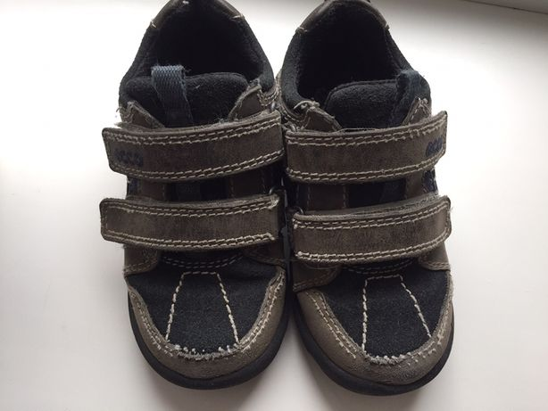Демисезонные ботиночки экко