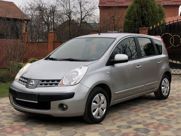 Nissan Note 2007 Свіжопригнана, розмитнена