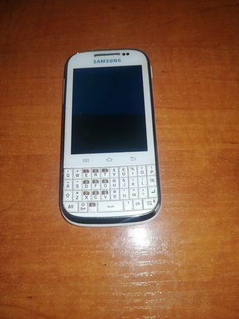 Telefon Samsung chat, bardzo dobry stan