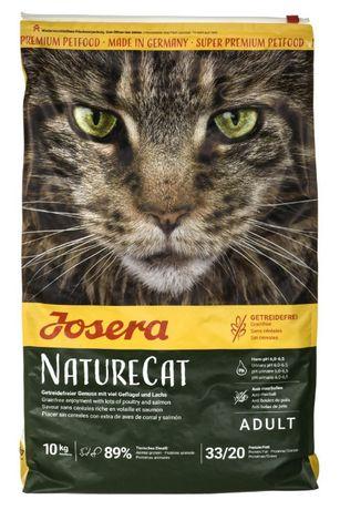 Karma JOSERA Naturecat (10 kg )