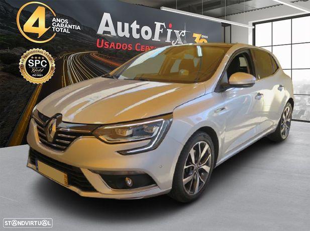 Renault Mégane 1.6 dCi Bose Edition