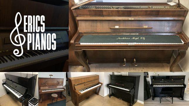 Pianino Fortepian duży wybór z profesjonalnej pracowni