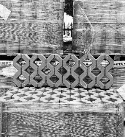 Meba Płyta Ażurowa 60x40cm gruba 10cm