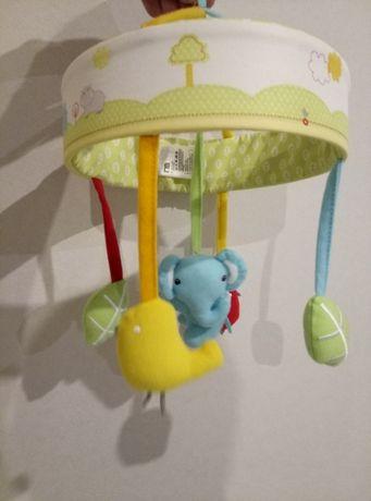 Мобиль Музыкальная игрушка на кроватку Мобіль з іграшками Mathercare