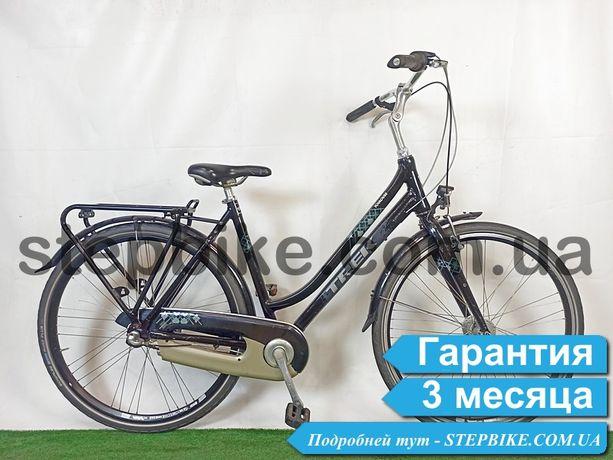 Велосипед Городской Алюминиевый Планетарка из Германии Trek Toulouse