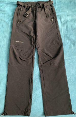 брюки для активного отдыха трекинга Grifone черные размер S новые!