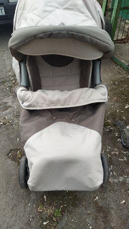 Дитяча коляска Chicco 3 в 1 , зима-літо, є люлька для немовлят
