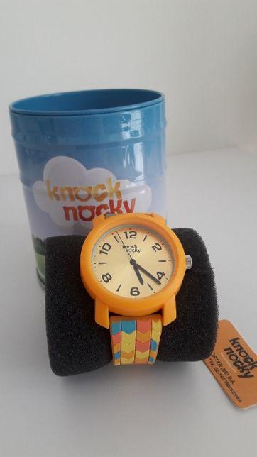 knock nocky zegarek dziecięcy