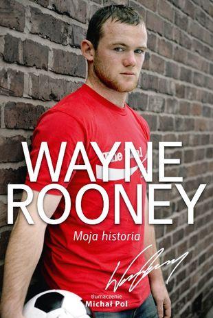 Wayne Rooney-moja historia -Lublin / wysyłka