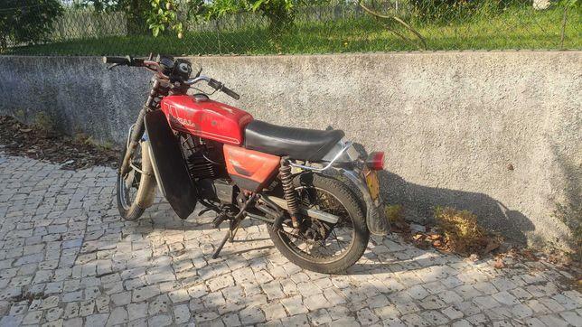 Motorizada Macal M80 Super