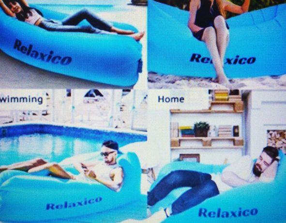 leżak materac sofa
