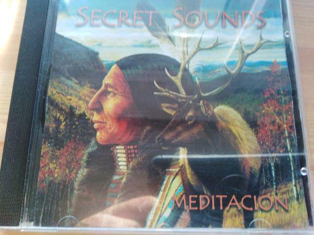 Secret Sounds native american, muzyka indiańska CD