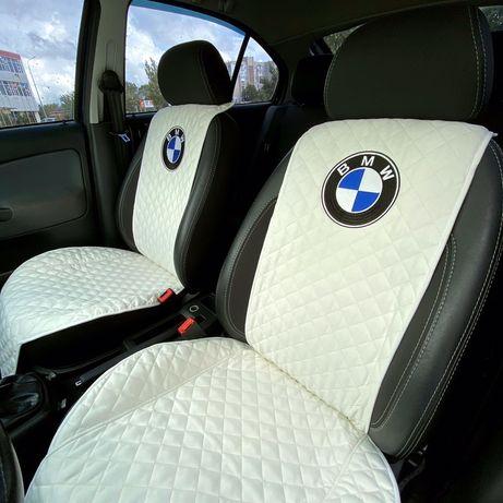Накидки, чехлы на сидения в автомобиль с логотипом вашего авто.