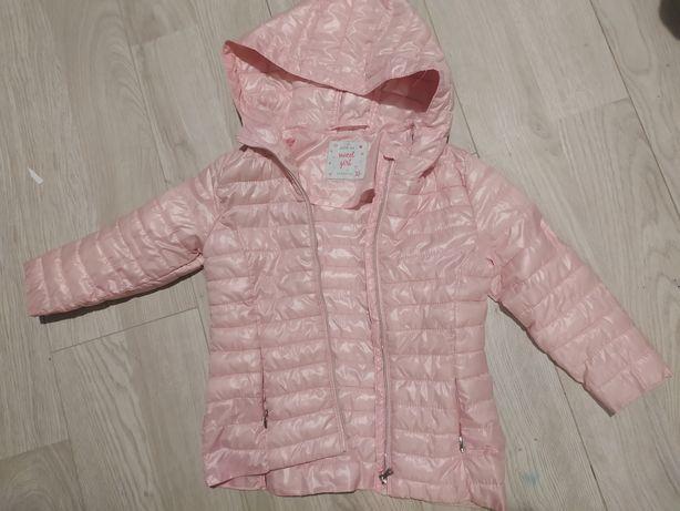 Pikowana kurtka jesienno - wiosenna Reserved r. 98