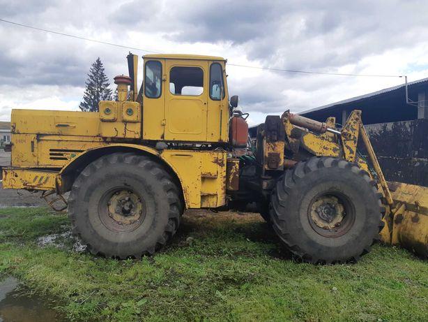 Трактор погрузчик К-701