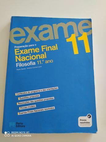 Preparação para exames nacionais