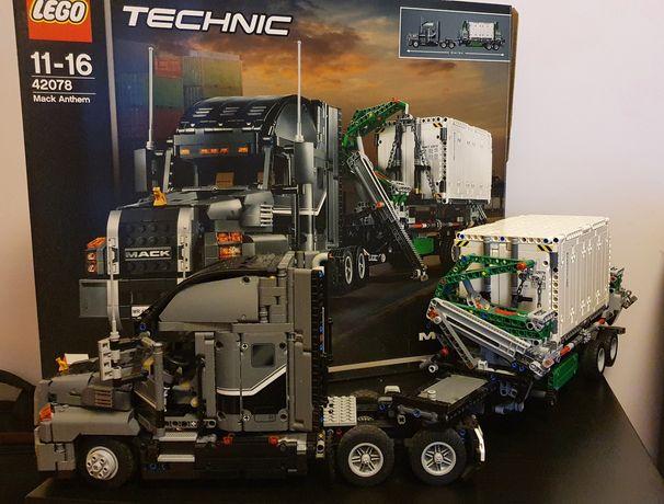 Lego Technic Camião Mack Anthem 2 em 1
