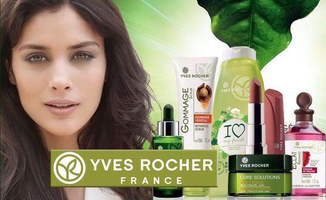Косметика французької фірми YVES ROCHER