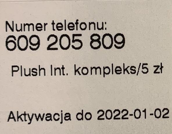 Złote Numery 609_205_809 609_206_504