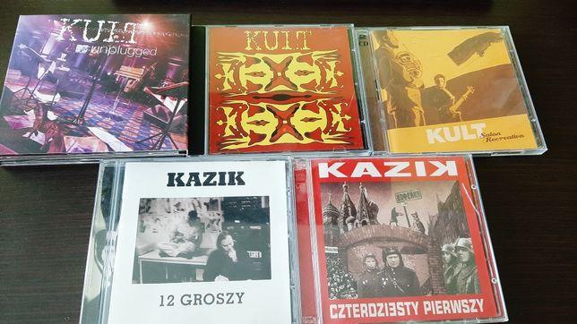 Zestaw 5 płyt Kazik Kult