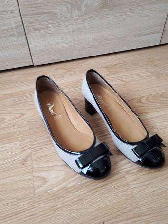 Nowe buty czółenka verutti