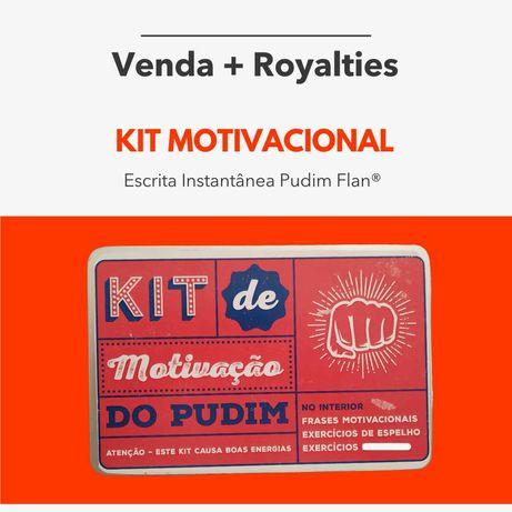 Protótipo Kit Motivacional - Desenvolvimento Pessoal