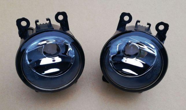 SUZUKI SWIFT 2010 MK7 halogen ewy + prawy KOMPLET