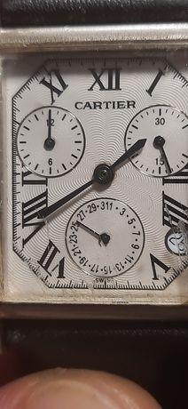 Часы Хронометр Cartier Tank Картье
