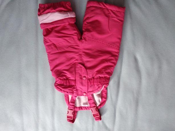 Spodnie zimowe/ocieplane