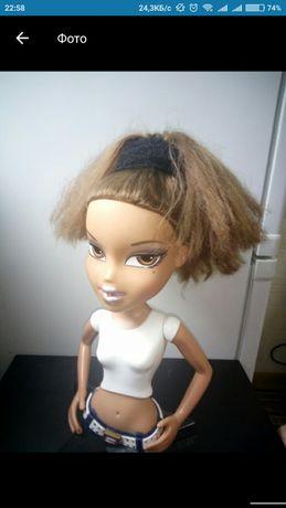 Лялька кукла манекен для создания причесок